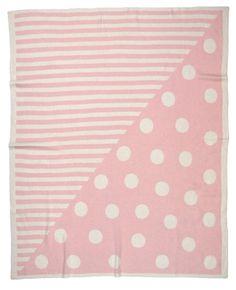 la Lovie Circles and Stripes Silk/Cashmere Blanket Pink la Lovie http://www.amazon.com/dp/B005W8MELI/ref=cm_sw_r_pi_dp_8LBrub12STN4X