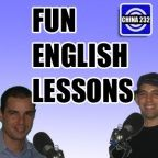 różne podcasty do nauki jezyka- Fun English Lessons