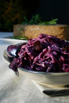 Punakaalicoleslaw No Salt Recipes, Xmas, Christmas, Deli, Cabbage, Vegetables, Food, Drinks, Navidad