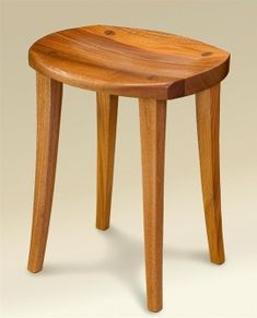 Benches, stools and rockers handcrafted by master furniture makers in the USA.