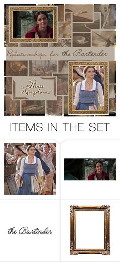 """""""[TK] The Bartender Plotting"""" by dashingpirate ❤ liked on Polyvore featuring art"""