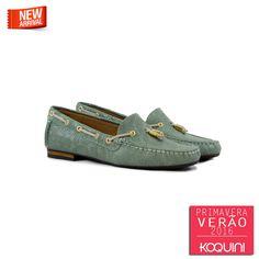 Por que mocassim tem que ter conforto e muito charme! #koquini #sapatilhas #euquero #mocassim by #wirth Veja mais em: http://koqu.in/1My4qZd