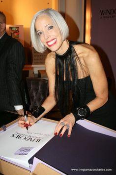 Linda Fargo Hair | ... look for Bergdorf Goodman's Linda Fargo for New York Fashion Week