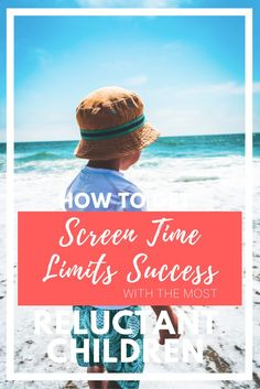 Screen Time Limits Success For The Most Reluctant Children Positive Parenting Solutions, Mindful Parenting, Parenting Teenagers, Gentle Parenting, School Age Activities, Activities For Kids, Parenting Articles, Parenting Hacks, Internet Safety For Kids
