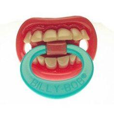 Surprenez vos amis en leurs présentant votre joli bambin avec sa sucette ! (sucette orthodontique en silicone)