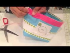 Make a Drawstring Pouch