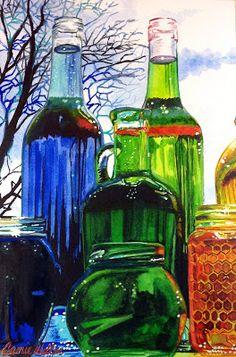 Art of Carrie Waller   WATERCOLOR