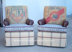 "Custom Club Chairs custom order - upholstered custom club chairs - ""jodi's french"