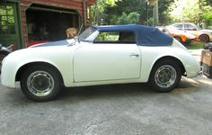 1959 Porsche 356: Butchered but Cheap - http://barnfinds.com/1959-porsche-356-butchered-but-cheap/