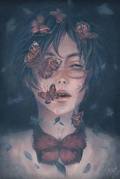 Artist : renaillusion (Rena Illusion) Deviantart : https://renaillusion.deviantart.com/ Artstation : https://www.artstation.com/renaillusion