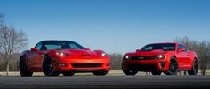 In 2011, one out of three sports cars sold were the Corvette or Camaro...gotta love it!