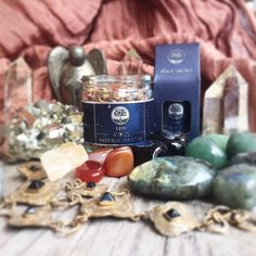 When the sun enters the sign of L E O the heat of the summer is on.. for those of you looking for a birthday gift for your lion or lioness lover or friend we are here to inspire your hunt. Here are the crystals associated with this star sign & we have a beautifully scented incense and essential oil blend by Star Child Glastonbury #leo #consciousliving #starchildglastonbury #onlineshop