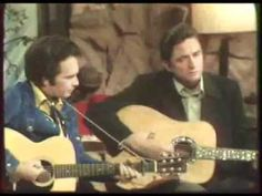 Merle Haggard & Johnny Cash - Sing Me Back Home (2 country legends)--  'Cause I'm my mother's daughter