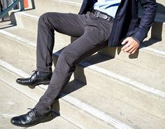 Fancy - Dress Pant Sweatpants by Betabrand
