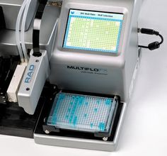MultiFlo FX Multi-Mode Dispenser - RAD Technology for Dispensing to Individual Wells