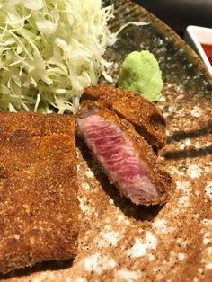 渋谷牛かつもと村 Steak, Food, Eten, Steaks, Meals, Beef, Diet