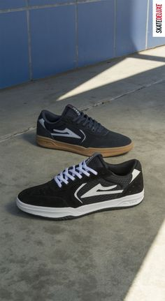 Check out the latest skate shoes from Lakai Footwear! Skate Shoe Brands, Skate Shoes, New Skate, Shoe Releases, Converse, Vans, Nike Sb, New Model, Manchester