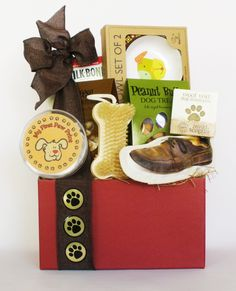 My Favorite Pet Gift Basket for Dogs