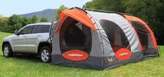 Jeep Grand Cherokee Camping Tent