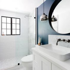 Modern Sleek Bathroom Paint Matches