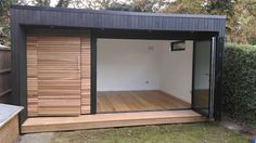 Image result for garden studio with shed