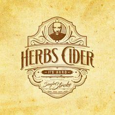 Herbs Cider | 99designs