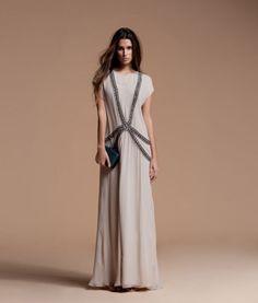 Trendencias - Las coquetas prendas de la colección Crucero 2014 de Hoss Intropia