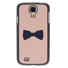 Cute Bowknot Hard Case Skin Cover for Samsung Galaxy SIV - Galaxy Samsung Galaxy S4 Cases, Case Closed, Phone Cases, 4s Cases, Galaxies, Smartphone, Chanel, Patterns, Cover