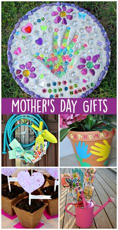 Mother's Day Gift Ideas for the Gardener (Gardening gifts) | CraftyMorning.com