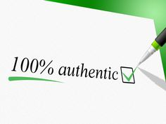 How Authentic is Your #Blog Writing?… And, How Do You Write Authentically?