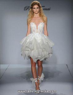 18. Kurze brautkleider  Alle Brautkleider http://de.lady-vishenka.com/short-puffy-wedding-dress-2016/