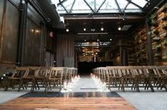 You don't have to get married in a hotel in the city. Here are some truly kick-ass locations for your special day.