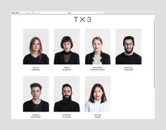 TX3 website #okcs #webdesign #web #graphicdesign