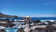 Después de 9 años vuelvo a #Tenerife donde aprendí y comencé muchas cosas: a conducir a hacer yoga y senderismo. También a reciclar comida a hacer nudismo y mis primeras manifestaciones. Conocí otras formas de amar y entendí que África y Europa no están tan lejos que a veces hay mucho en común. Todo esto me lo dio una isla en la cual fui muy muy feliz. Gracias tierra guanche por todo lo que me diste! #tbmtenerife #tenerifemehizoami #barrionuevosiempreenmivida Y gracias tb a La gente con la…