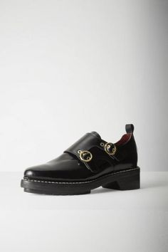 Shop the Konrad Monk Shoe on rag & bone Designer Shoes, Black Shoes, Bones, Shoe Boots, Urban, Sandals, Heels, Shopping, Clothes