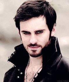 Once Upon A Time~Hook Colin O'Donaghue   #onceuponatime #ouat