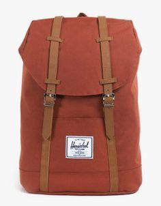 3ffba5eeaa1 Herschel Supply Co. backpack in rust Herschel Backpack