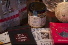 """Le coffret """" La petite gourmande"""": coffret de thé pour Noël, par www.alunithe.com"""