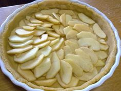 Greek Desserts, Greek Recipes, Sweet Pastries, Apple Cake, Apple Recipes, Food To Make, Recipies, Deserts, Food And Drink