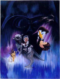 Micky Maus als Storm Trooper Disney Stars, Star Wars Disney, Disney Kunst, Art Disney, Flynn Rider, Cartoon Games, Comic Games, Buzz Lightyear, Obi Wan