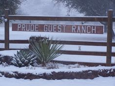 Prude Ranch Summer Camp...The Fun Place  Fort Davis, TX