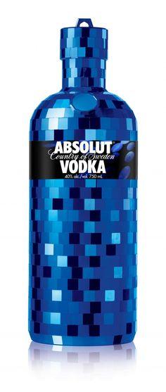 Absolut Blue Disco