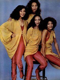 Sisters Sledge 1970s