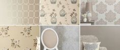 Birdcage wallpaper from Next.....yes please!!