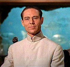 Dr. Julius No / Bond villain. Dr. No