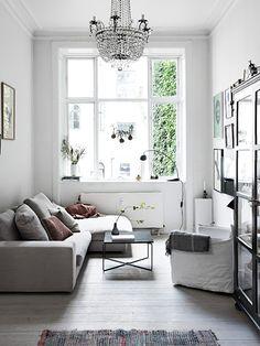 ATELIER RUE VERTE , le blog: Copenhague / Un appartement aux couleurs minérales…