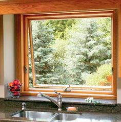 Awning Windows: Water Sheds Off The Pane Allowing You To Keep Them Open And  Enjoy