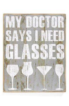 Sigo las recomendaciones de mi doctor