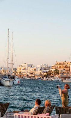 GREECE CHANNEL | Chora, Naxos Island (Cyclades), Greece