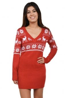 bca567b293b2 Women's Ugly Christmas Sweater: Ladies Holiday Sweater | Tipsy Elves